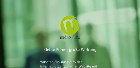 micro films Filmproduktion