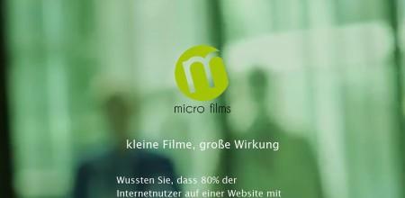 micro films Filmproduktion